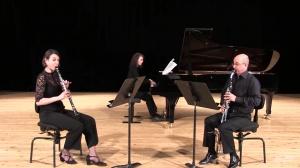 Felix Mendelssohn: Konzertstück n°2 op. 114 by Christelle Pochet and & Bruno Martinez