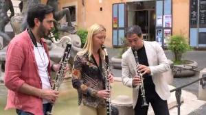 Alessandro Carbonare Clarinet Trio -  Russian Melodie -
