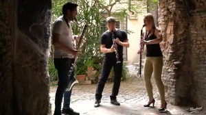 Alessandro Carbonare Clarinet Trio - Odessa Bulgar -
