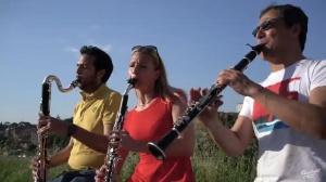 """Alessandro Carbonare Clarinet Trio - """"Chorinho pra Ele"""" -"""