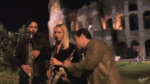 "Alessandro Carbonare Clarinet Trio - ""Parker Scat"" -"