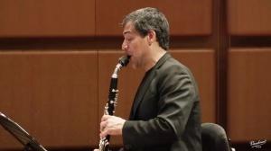 "Alessandro Carbonare Clarinet Trio  ""Voi che sapete"""