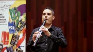 Encuentro con José Micó, Solista de la Banda Municipal de Barcelona