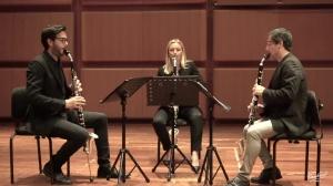 Alessandro Carbonare Clarinet Trio - Là ci darem la mano