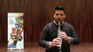 Vandoren, una experiencia esencial'' con Eduardo Javier, Clarinetista