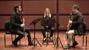 Alessandro Carbonare Clarinet Trio - Divertimento Primo KV 439b Wolfgang Amadeus Mozart -
