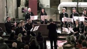 Imep Namur clarinet Choir: Scherzo de la 5eme symphonie de Chostakovitch