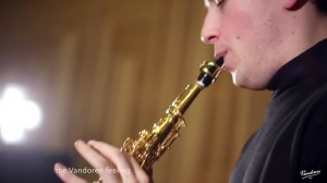 Profile Mouthpieces for saxophone by Vandoren - English subtitled -