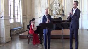 Philippe Cuper joue : pièce de concert à la Feidman de Istvan Kohan