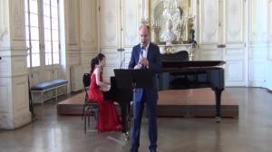 Philippe Cuper joue Clarizac de José-Salvador Gonzales-Moreno