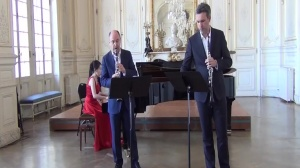 "Philippe Cuper joue : ""Schon lacht der holde Frühling"" de W.A.Mozart"