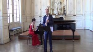 "Philippe Cuper joue ""Morgen"", Lied de Richard Strauss"