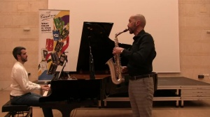 Tomás JEREZ plays Creston Sonata