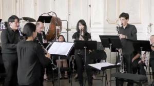 "Philippe Cuper avec les clarinettes de Versailles : ""Shape of you"" avec Indis (compagnie Satinka)"