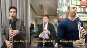 Alessandro Carbonare's trio: Armando's Rumba