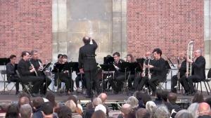 Philippe CUPER et le Choeur de clarinettes de Versailles : Danses de Mödling de L.V. Beethoven