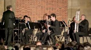 Philippe CUPER et le Choeur de clarinettes de Versailles : Marche florentine de Julius Fucik