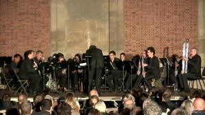 Philippe CUPER et le Choeur de clarinettes de Versailles : Toccata de Alexandre Rydin