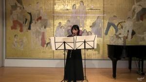 Shin-Ichiro IKEBE (1943 - ) : A clarinet runs, and he thinks (2004)