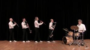 Les Bons Becs : Clarinade, de Mel Powell