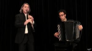 Florent Héau et Théo Ould : Caprice n°15 - N. Paganini • R. Schumann -