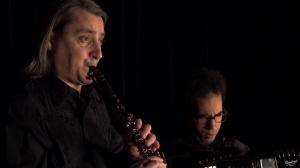 Florent Héau et Théo Ould : Prélude en harpègement - Marin Marais -