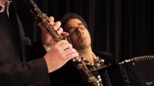 """Florent Héau et Théo Ould : Caprice n°9 """"La chasse"""" - N. Paganini • R. Schumann -"""