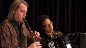 Florent Héau et Théo Ould : Armenian Lament and Dance - Béla Kovács -