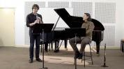 Masterclass de Florent Héau - 3 pièces de Stravinsky - Pièce n°3